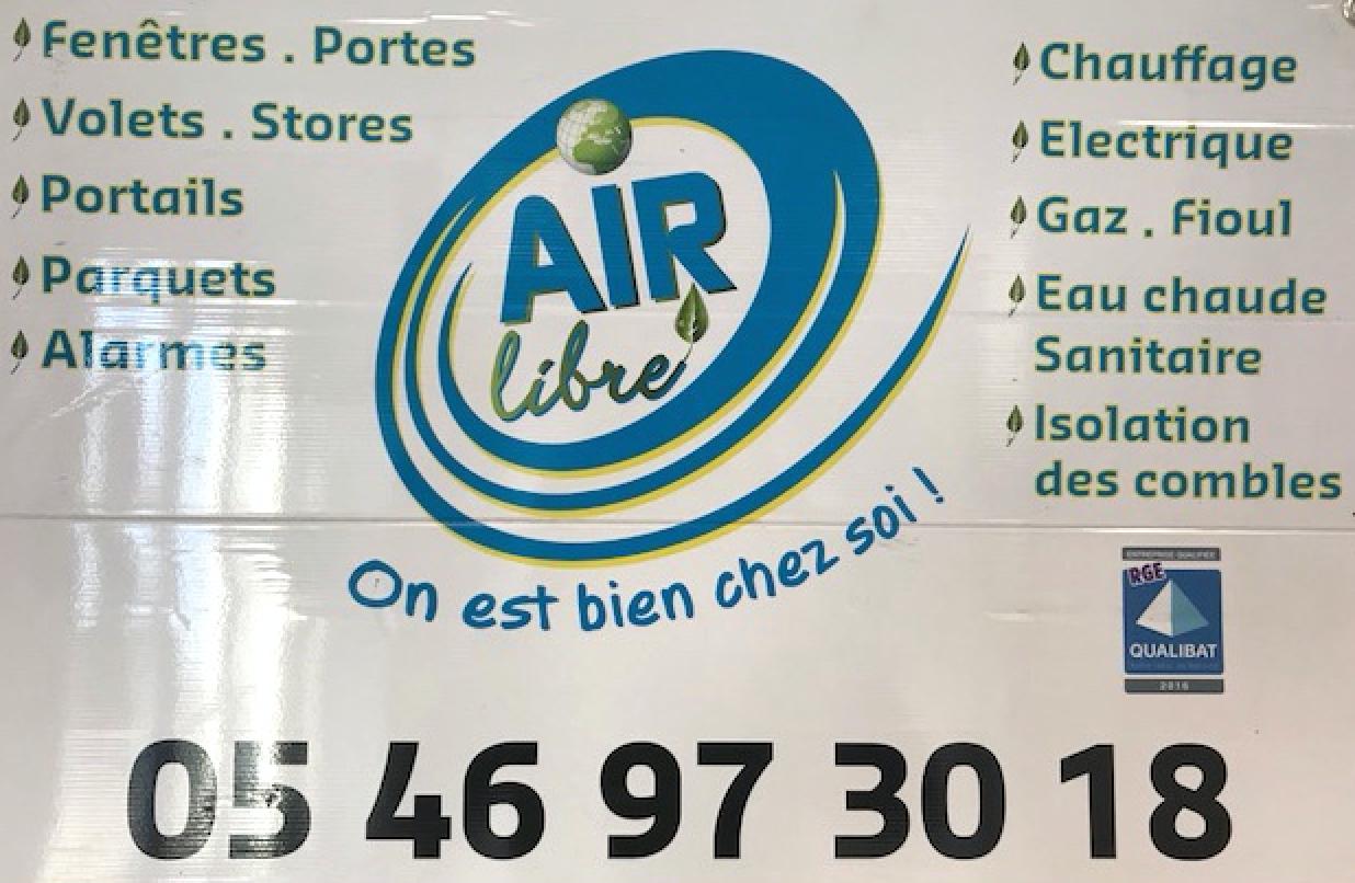 Logo AIR LIBRE