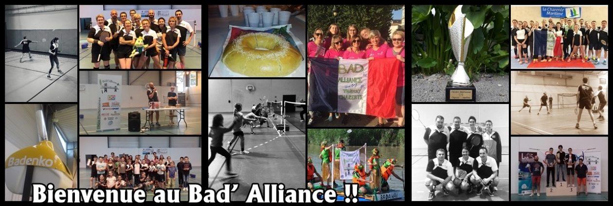 BAD'Alliance Tonnay-Charente